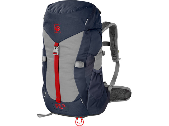 Jack Wolfskin Alpine Trail Sac à dos Enfant, night blue